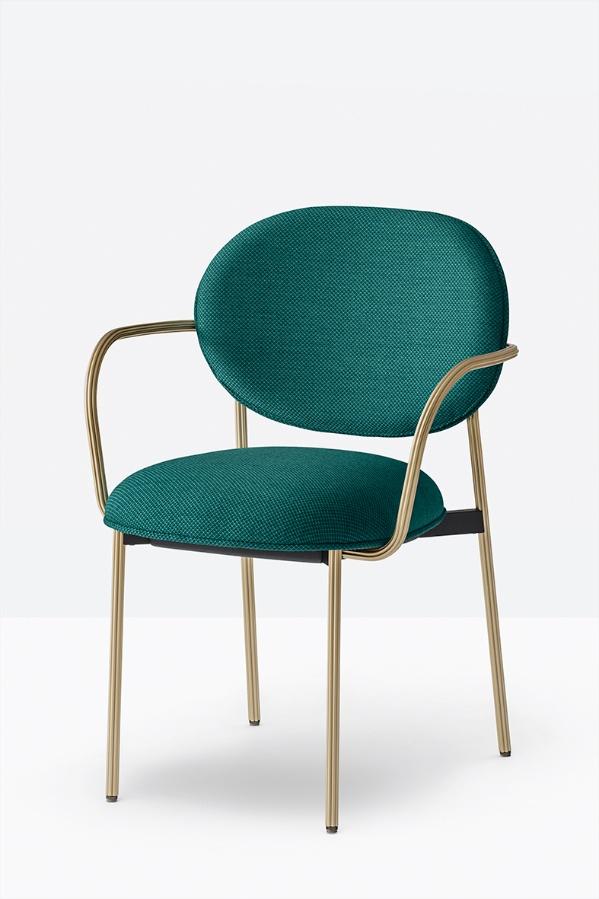 Le nouveau fauteuil BLUME by PEDRALI