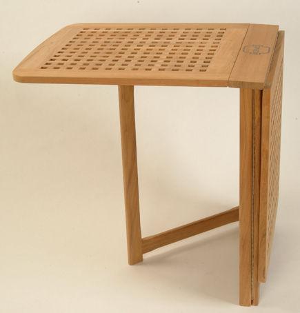 Table classique / en bois / rectangulaire / de jardin - FTZL ...