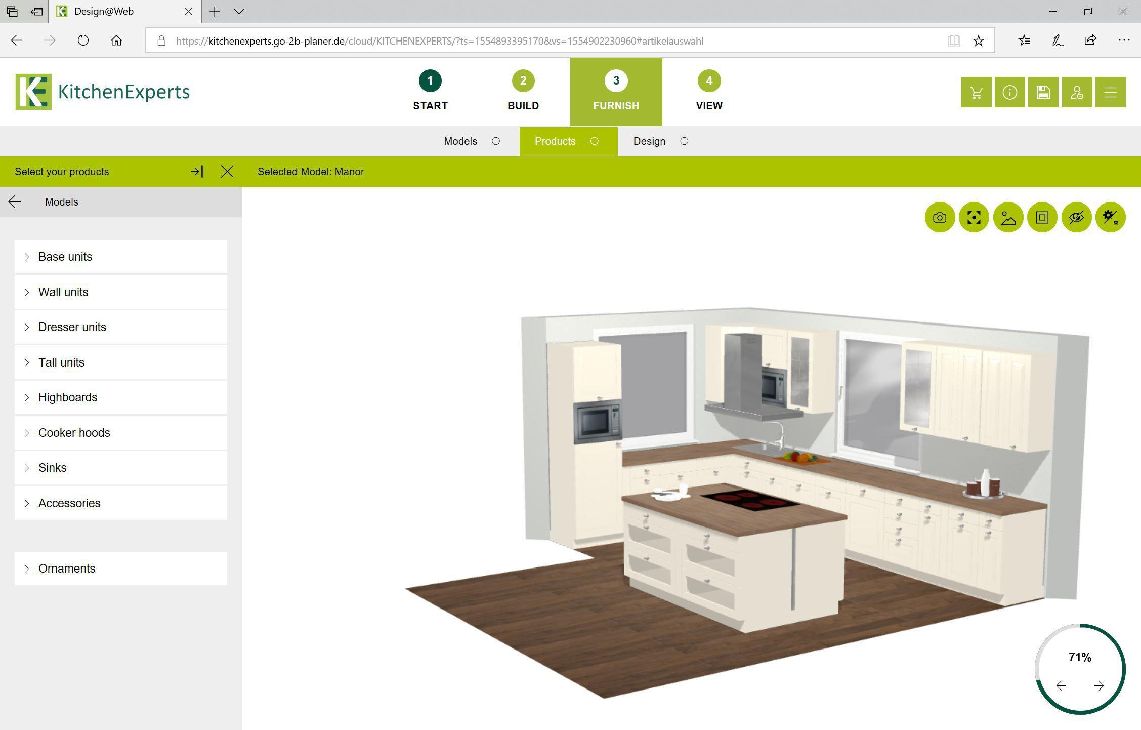 Logiciel Pour Conception Cuisine logiciel de conception / d'aménagement intérieur / pour