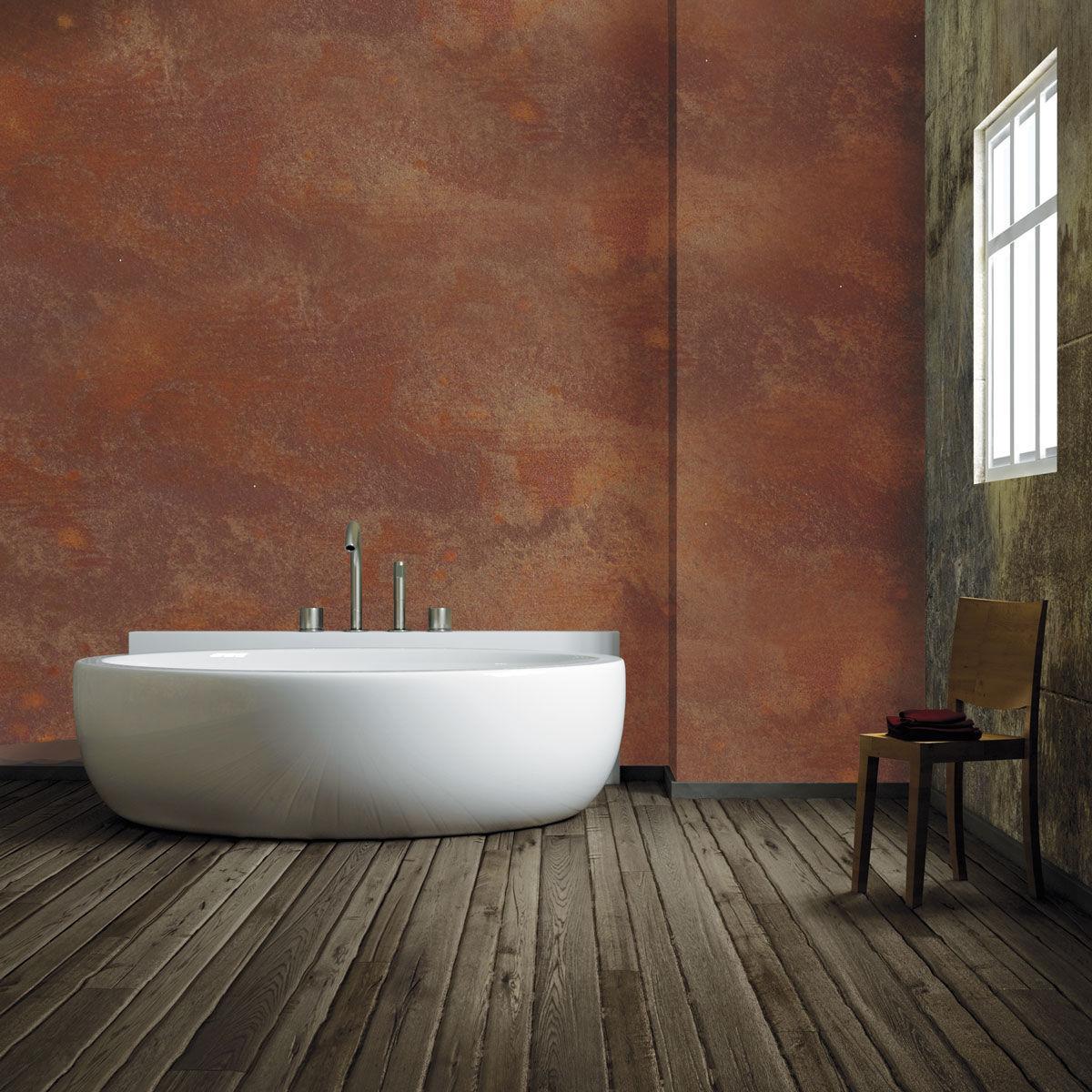 Peindre Mur Pierre Exterieur peinture décorative / pour mur / pour bois / pour métal oxydecor® isoplam  srl
