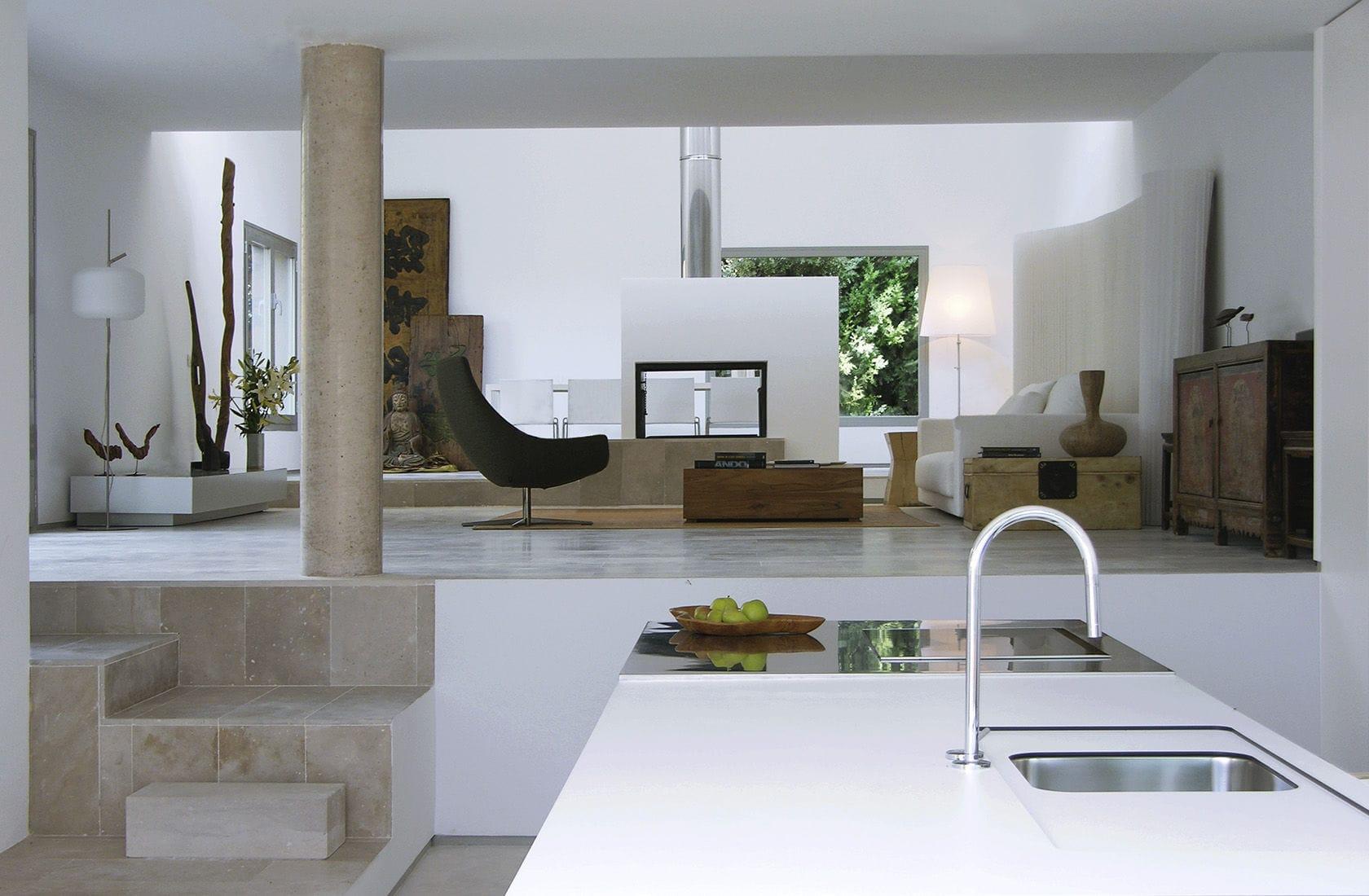 Maison Ossature Métallique Contemporaine maison passive / contemporaine / ossature métallique