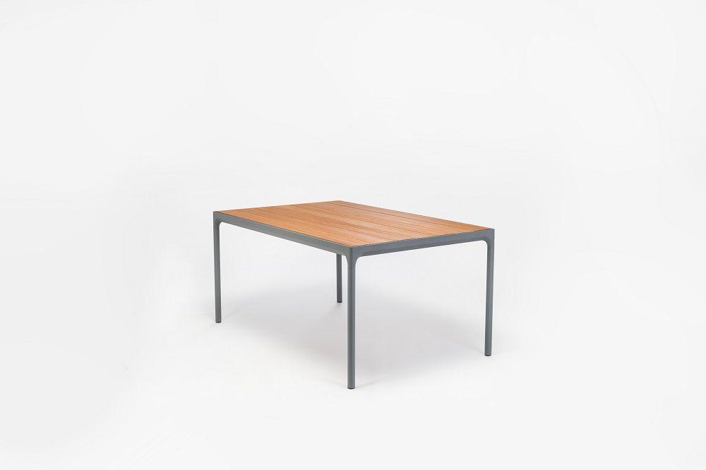 à en Table en chêne en manger contemporaine bambou odQrWCxBe