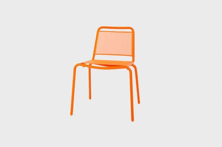 Chaise En D'extérieur Contemporaine Aluminium Batyline® 80OvwnmN