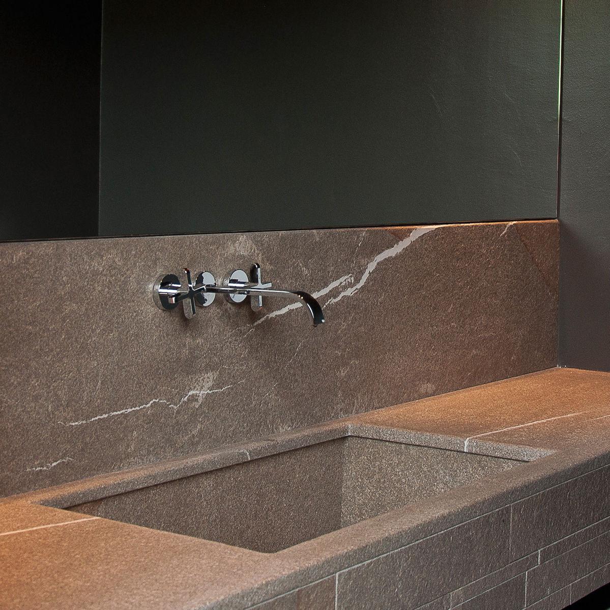 Plan Vasque En Pierre plan vasque en pierre - top bagno - millimetri4 s.r.l.
