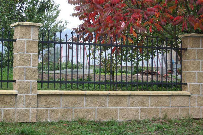 Clôture de jardin / à barreaudage / en fer forgé - ATYP - KB ...