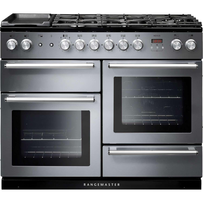 Royaume-Uni disponibilité c3b21 3034b Cuisinière à gaz / électrique / mixte / en fonte NEXUS 110 Falcon