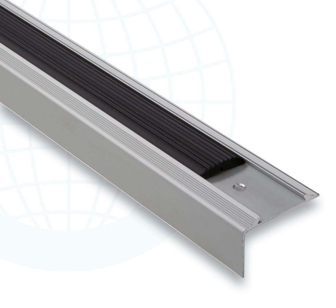 Profilé de finition nez de marche - EUROSTEP 231A - Euroshrink - en aluminium / pour carrelage ...