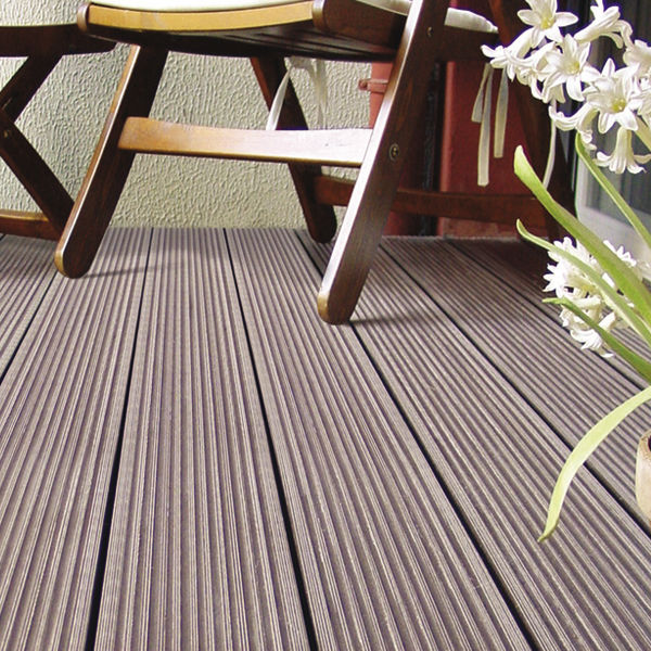 Lame De Terrasse Wpc Clipsable Durable 100 Recyclable