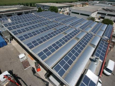 Système de montage pour toiture en tuiles - SHED PLUS - Alubel - sur toiture / pour membrane ...