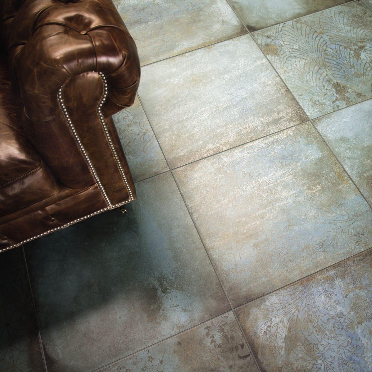 Carrelage D Interieur Trace Mint Ceramiche Caesar D Exterieur Mural De Sol