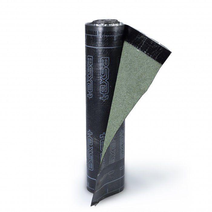 Membrane d'étanchéité pour murs enterrés / pour toiture-terrasse / en rouleau / avec pare-vapeur ...