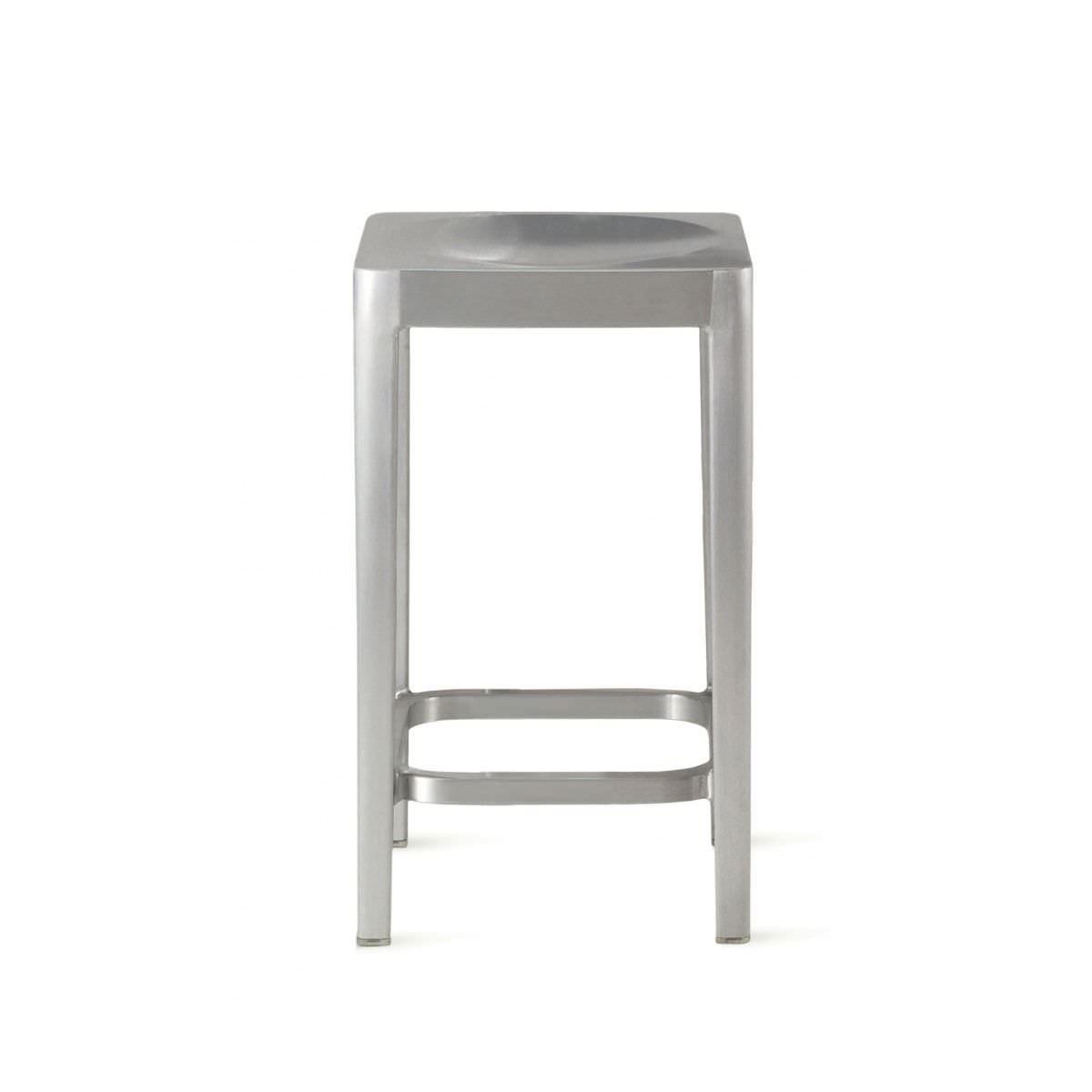 Tabouret Contemporain De En Bar Aluminium Par Philippe Starck TlKF1Jc3