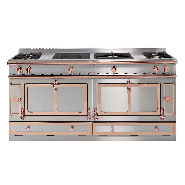 Table De Cuisson Gaz Et Electricite piano de cuisson à gaz / électrique / à induction / mixte