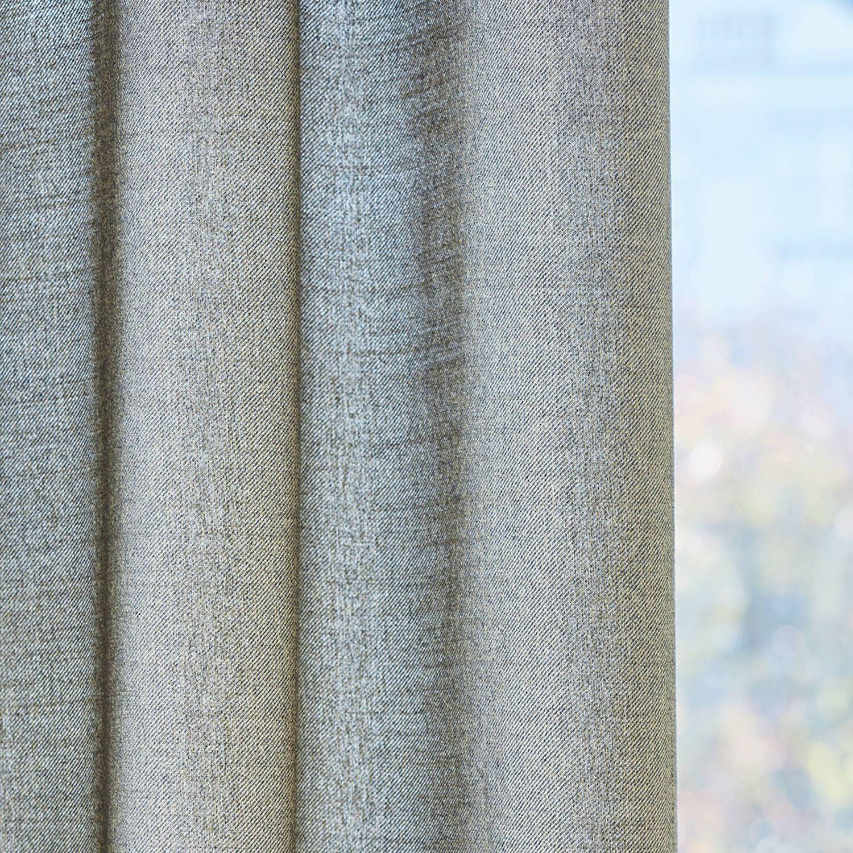 Création De Rideaux Originaux tissu pour rideaux / uni / en polyester / en trevira cs