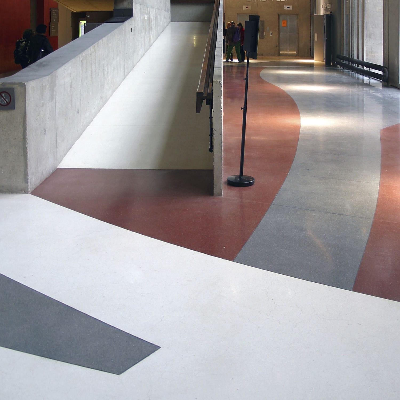 Sol En Resine Avis revêtement de sol en résine époxy / en terrazzo / en marbre