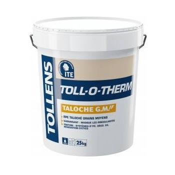 Enduit Décoratif De Protection Isolant Thermique Pour