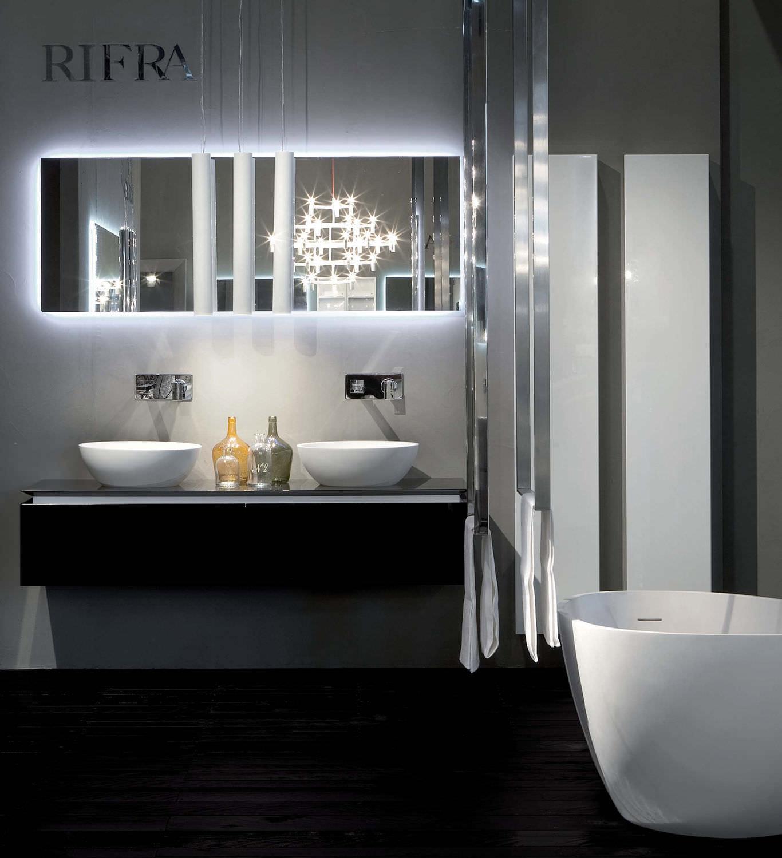 Meuble colonne de salle de bain / contemporain - K.FLY - RI ...