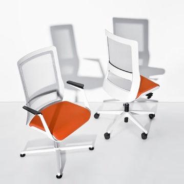 chaise de bureau riche
