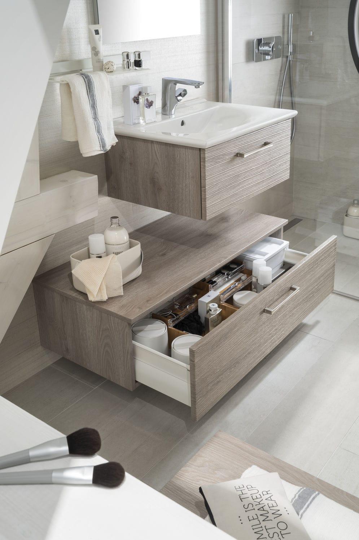 Salle de bain contemporaine / en céramique / en épicéa / sur ...