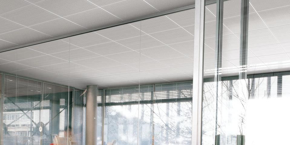 Faux plafond 60 x 120