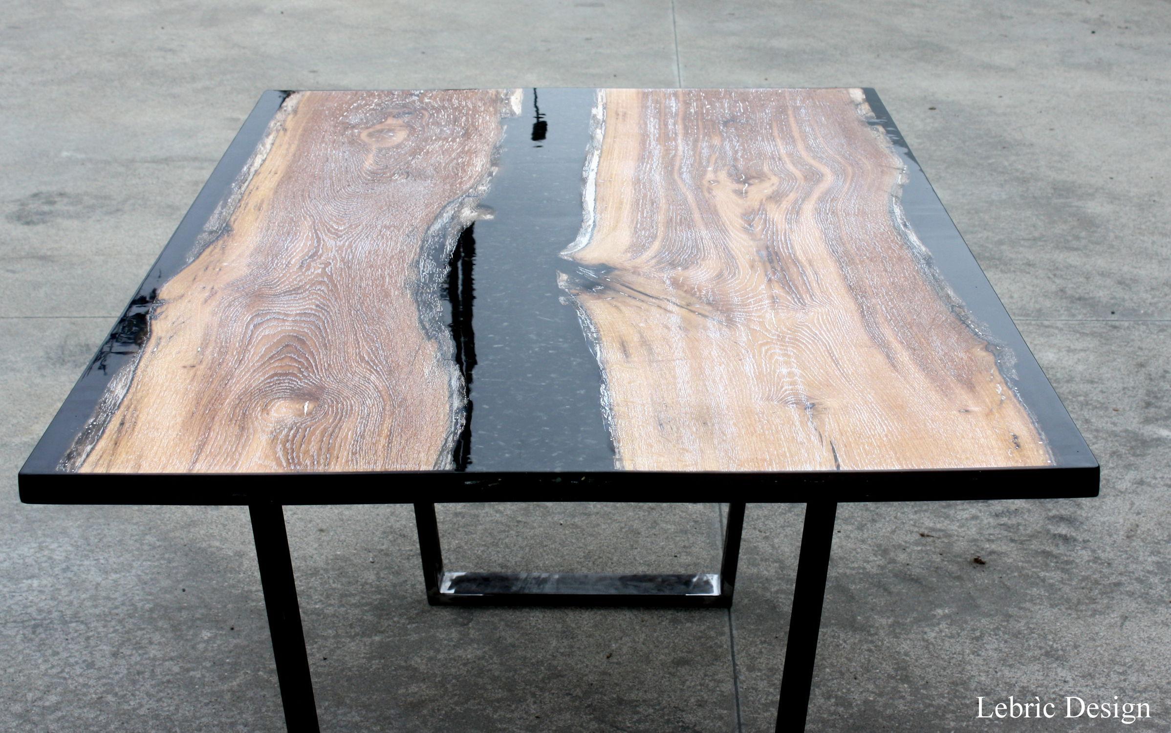 Table Basse Contemporaine Black Antico Trentino Di Lucio Srl