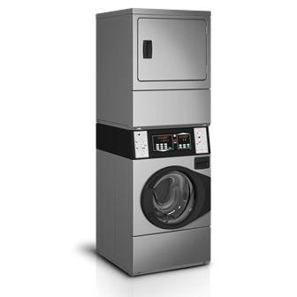Lave Linge Séchant Superposable Professionnel Cs10