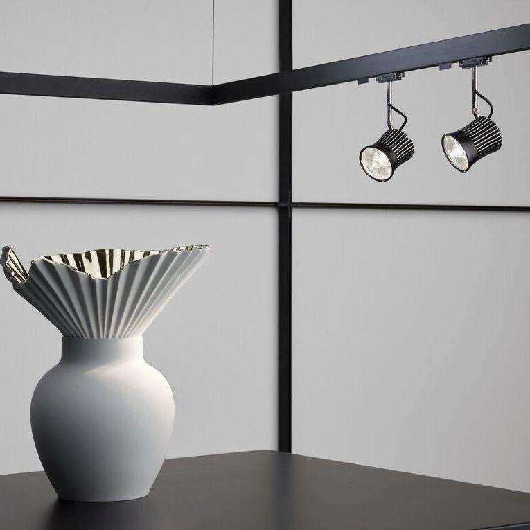 Luminaire Suspendu Fifty S Buschfeld Design A Led Carre