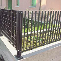 Clôture de jardin / grillagée / en métal - PREXA - GRIDIRON
