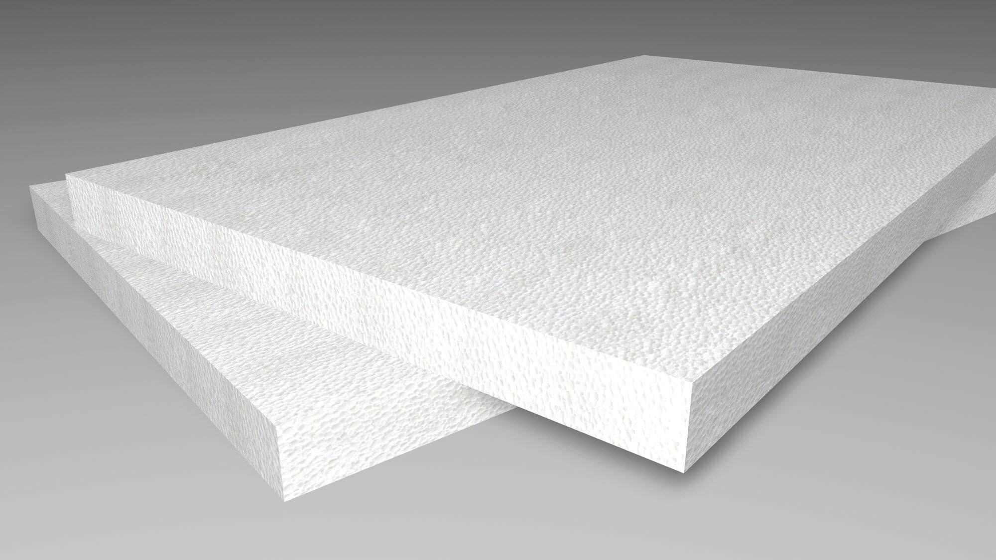 Isolant thermique pologne / en polystyrène expansé / pour isolation ...