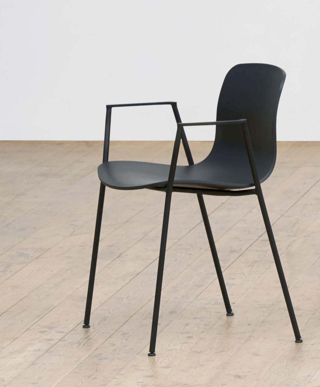 accoudoirs en contemporaine Chaise tapissée avec iXPkZOu