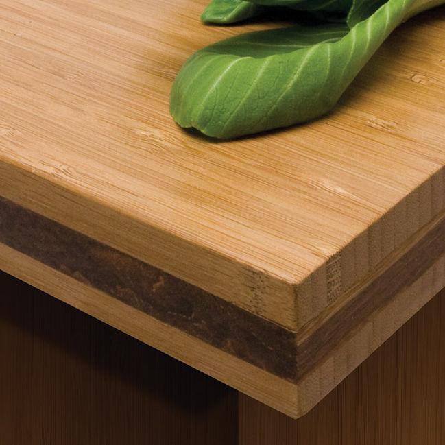 Plan De Travail En Bambou.Plan De Travail En Bambou De Cuisine Traditional