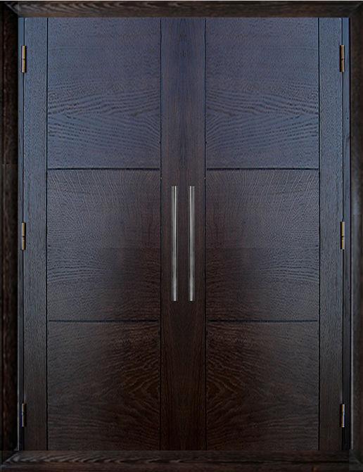 Nouvel Porte pour placard / battante / en chêne / double vantaux - VÉRONE TC-26