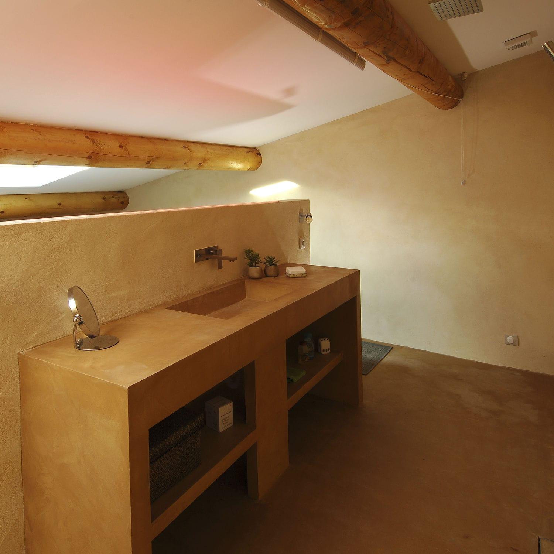 Couvrir Une Cour Intérieure - enduit décoratif / d'intérieur / pour piscine / pour murrouviere    archiexpo