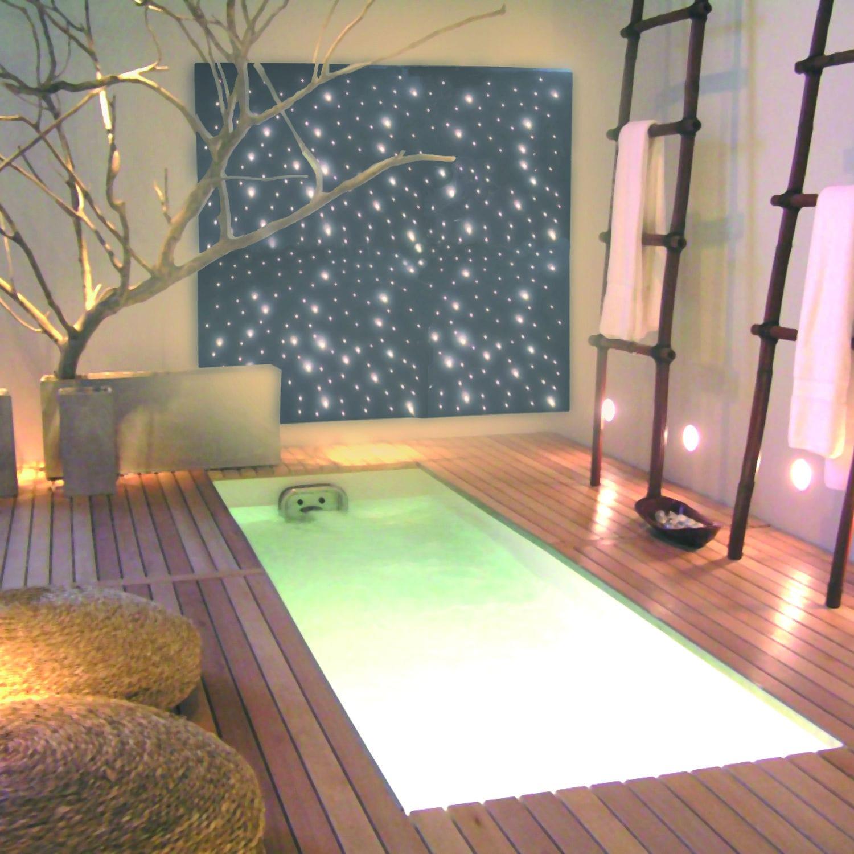 Papier Salle De Bain applique murale contemporaine / de salle de bain / en papier / en verre  star wall semeur d'étoiles