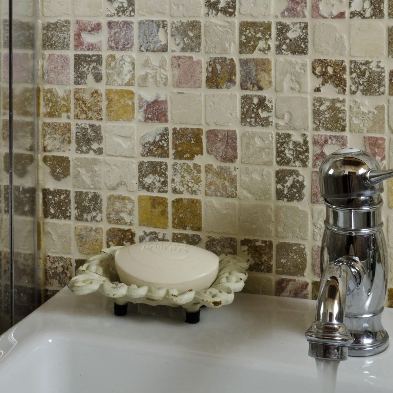 Pierre Naturelle Salle De Bain mosaïque de salle de bain / murale / en pierre naturelle