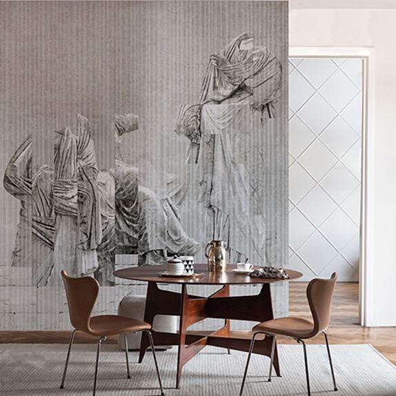 Papier Peint Contemporain Scene Hellenic By Raw Wall Deco