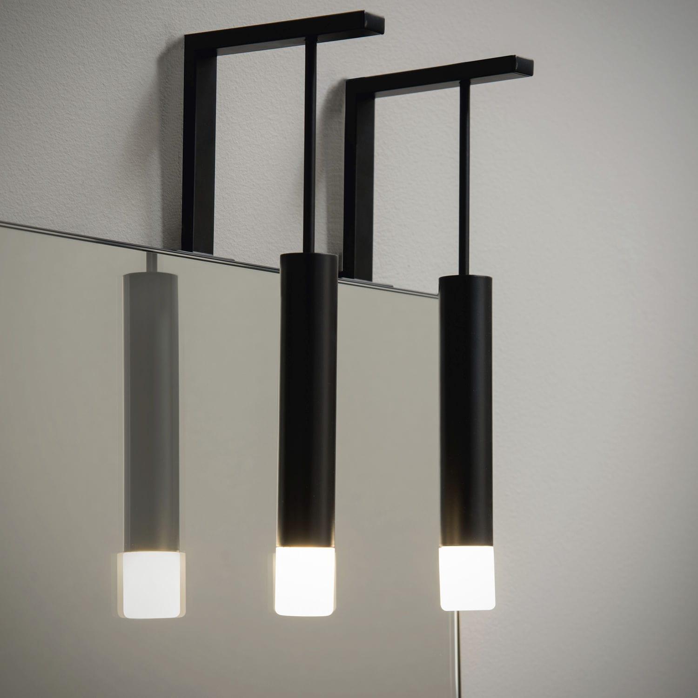 Spot suspension / de salle de bain / à LED / rond - PEN - COMPAB