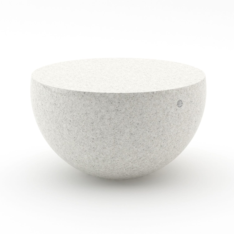 la meilleure attitude 3db24 43048 Table basse contemporaine / en pierre reconstituée / en ...