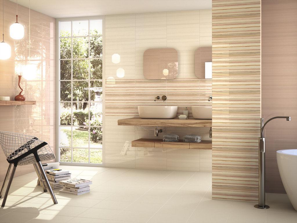 Carrelage de salle de bain - BREEZE - APE - de sol / en céramique