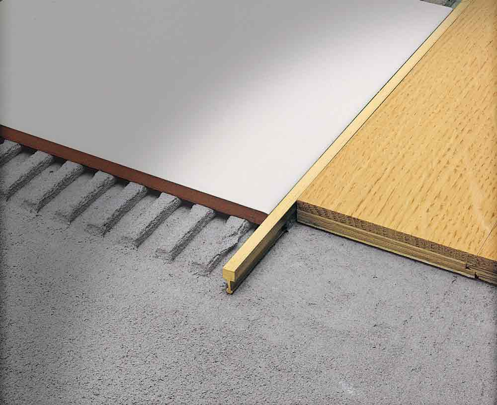 Coller Corniere Alu Sur Carrelage Exterieur profilé de finition en aluminium / pour carrelage - linetec