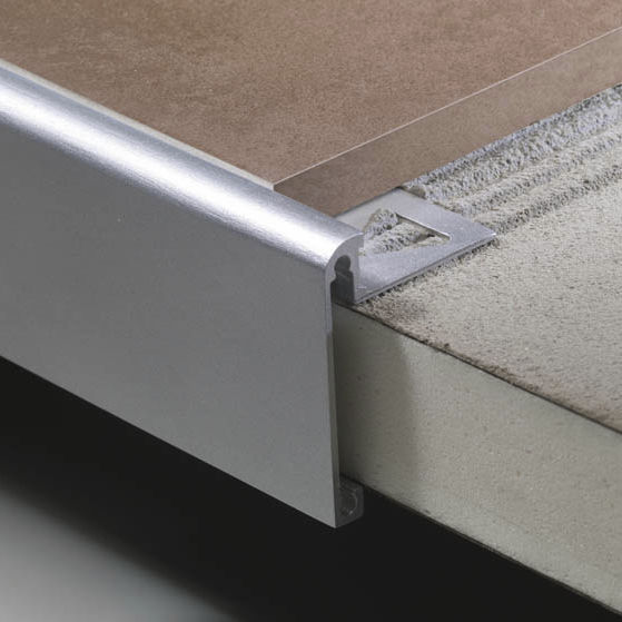 Profile De Finition En Aluminium Pour Carrelage Chant