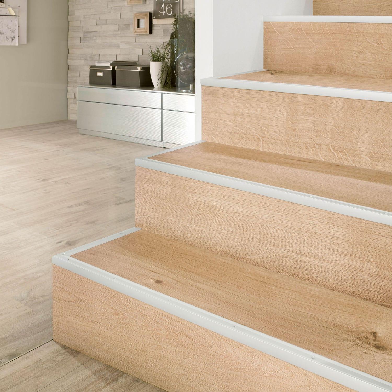 Carrelage Sur Marche D Escalier profilé de finition en aluminium anodisé / pour carrelage