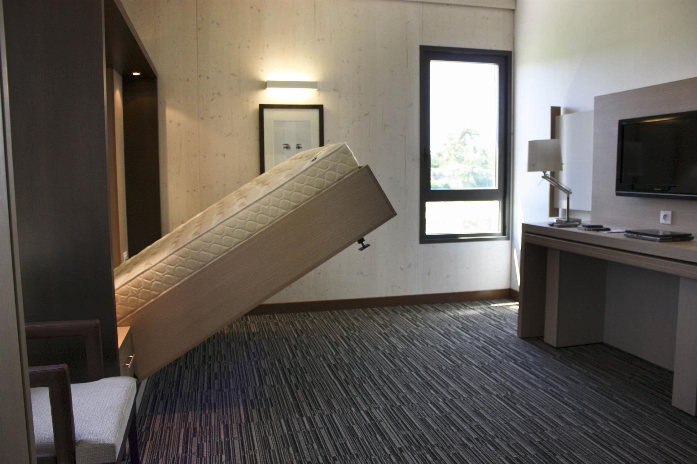 Chambre d\'hôtel contemporaine / modulable - DIMITRI ...