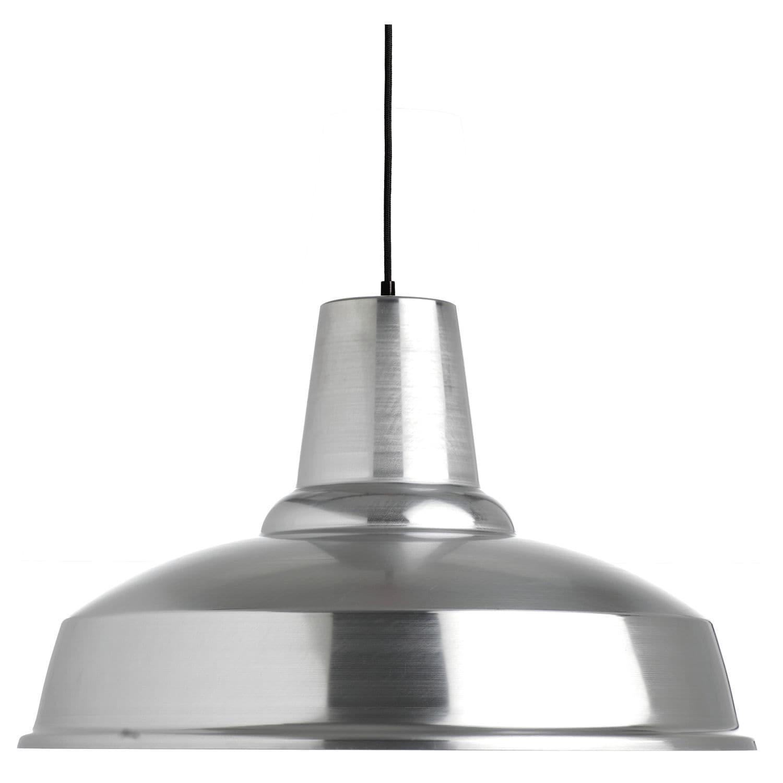 Suspension / de style industriel / en aluminium / fait main