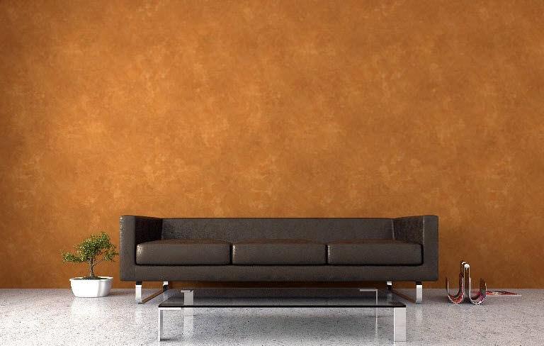 Peinture Décorative Pour Mur Pour Intérieur à La Chaux