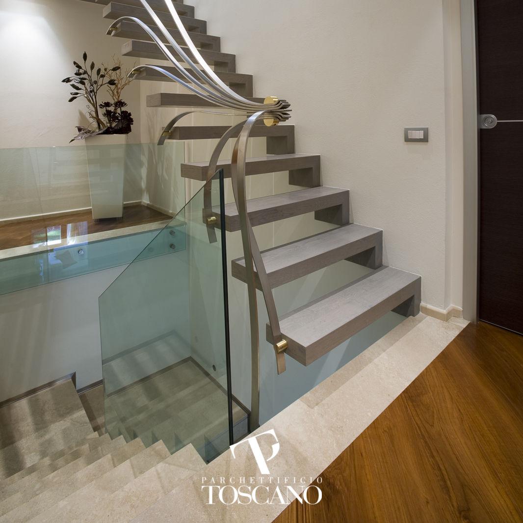 Ajouter Des Contre Marche Escalier escalier droit / structure en acier / marche en pierre