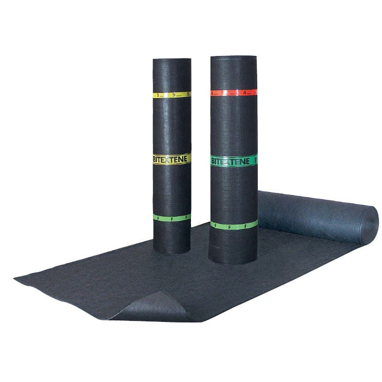 Membrane d'étanchéité de protection - BITEXTENE FLEX MT - Imper Italia - pour toiture / pour mur ...