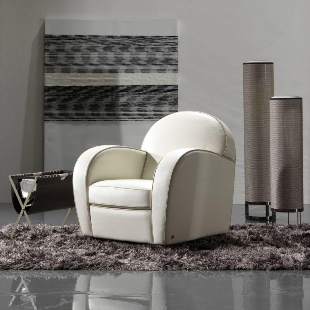 magasin en ligne 5160f c356a Fauteuil classique / en tissu / en cuir / club - ARIS - NATUZZI
