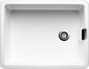 Nouvel Évier 1 bac / en céramique / profond - BELFAST - BLANCO GmbH + Co KG NX-87