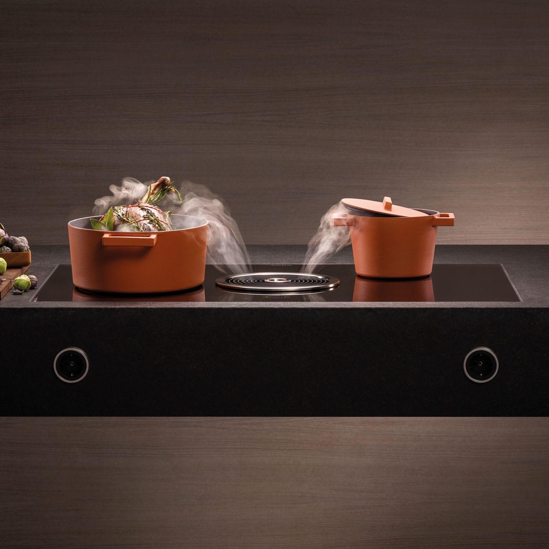 Bora Plaque De Cuisson hotte de cuisine intégrée au plan de travail bfiu bora vertriebs gmbh & co  kg